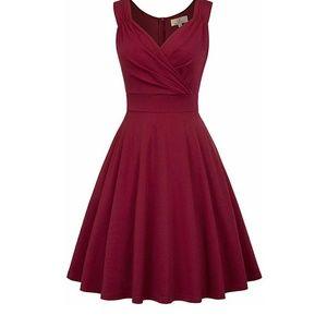 Grace Karin 50s 60s Swing Dress